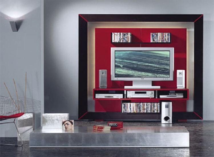 Go Big With Entertainment Centers
